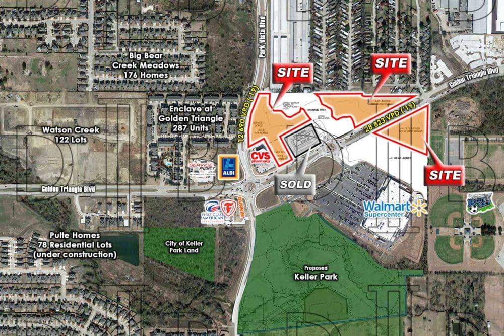 Fort Worth – Park Vista & Golden Triangle Blvd.