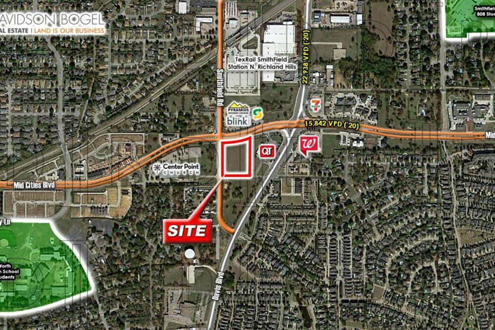 North Richland Hills – SEC – Mid Cities Blvd. & Smithfield Rd.