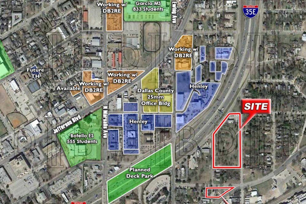 Dallas – SEQ – I-35E & Upton St.