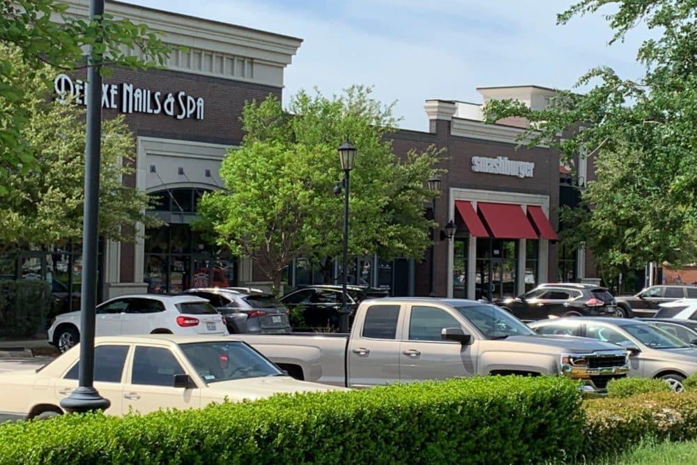 Texas & Georgia Portfolio – Shoppes at Coppell Manors