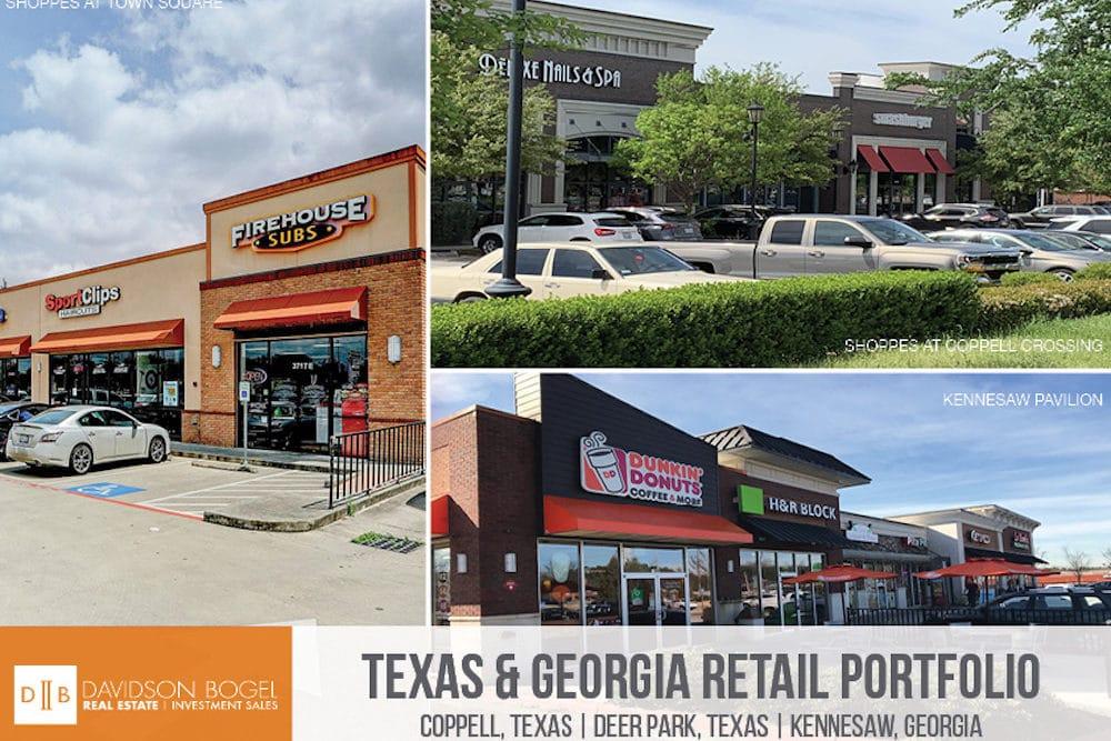 Texas & Georgia Portfolio (All 3 Assets)