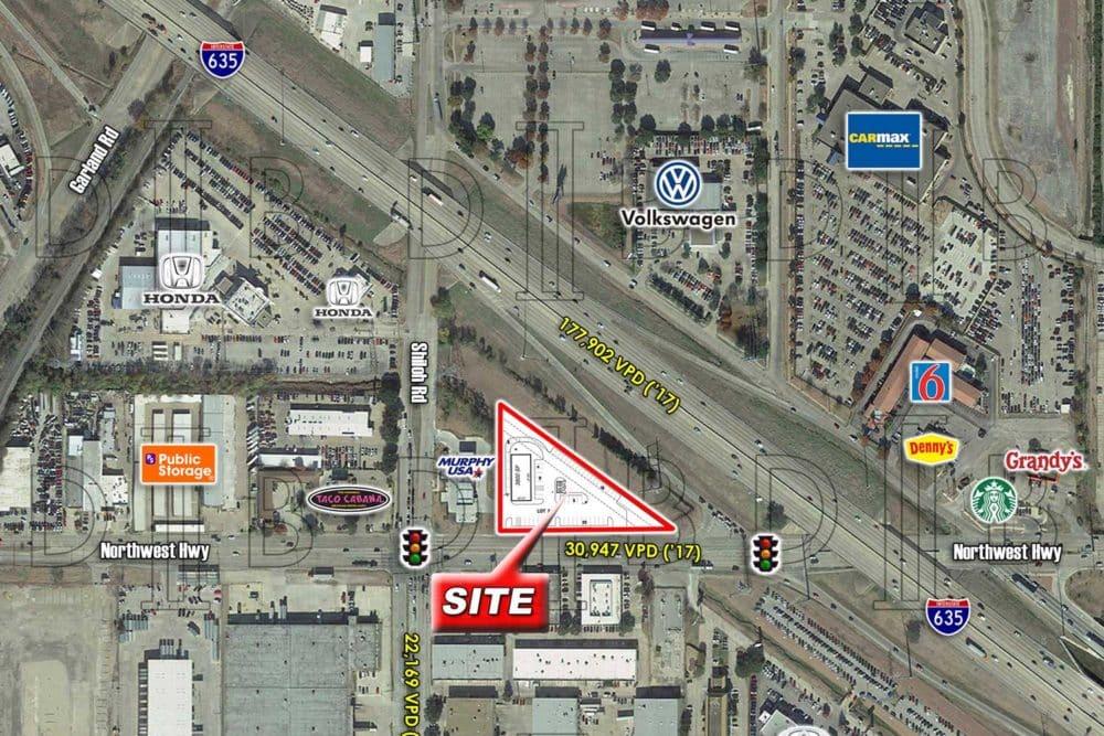 Dallas – NEQ – Shiloh Rd. & Northwest Hwy.