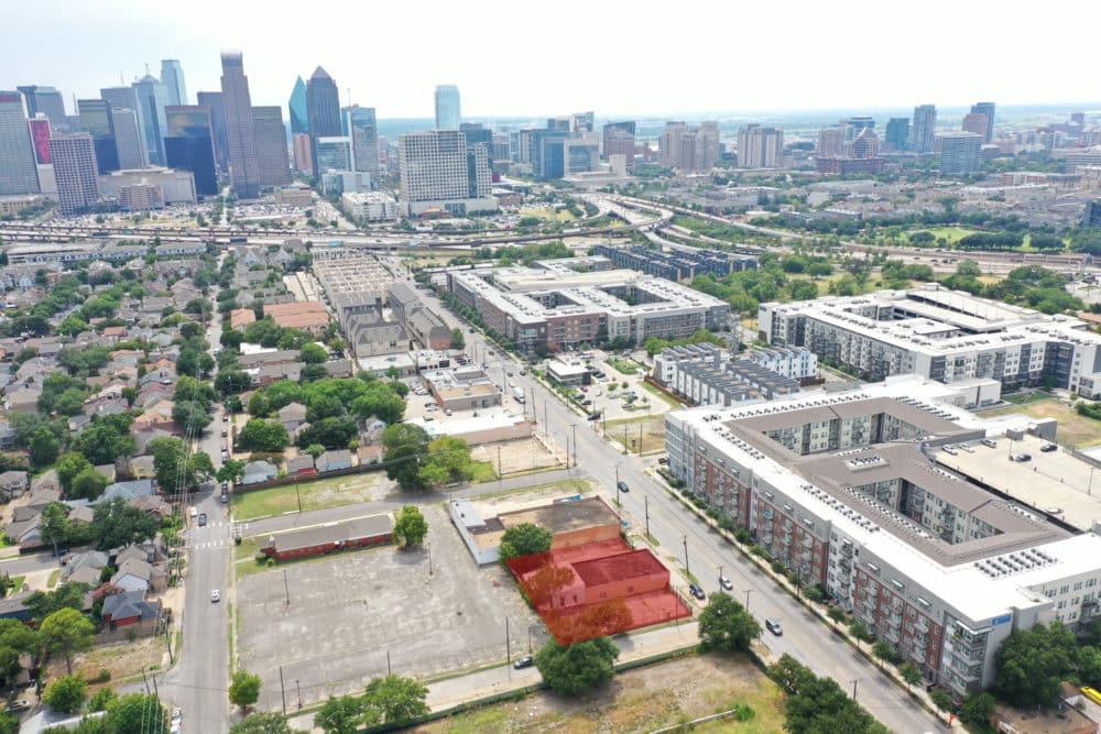 Dallas – 3512, 3516, 3520 Ross Avenue