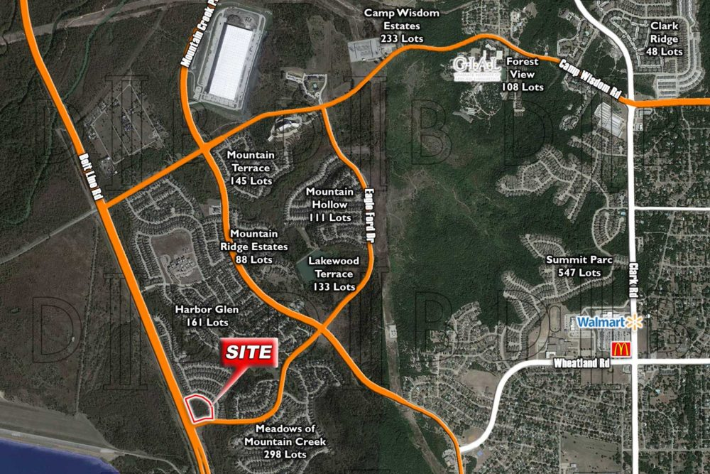 Dallas – NEC – Beltline Rd. & Eagle Ford Dr.