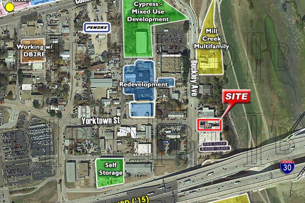 Dallas – 2222 N. Beckley Ave.