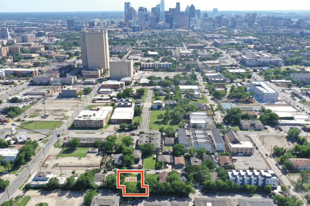 Dallas – 1502 Holly Ave.