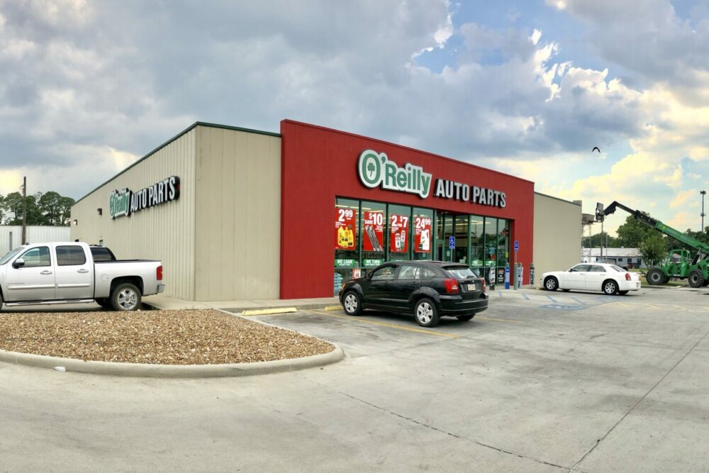 O'Reilly Auto Parts – Onalaska, TX (Houston MSA)