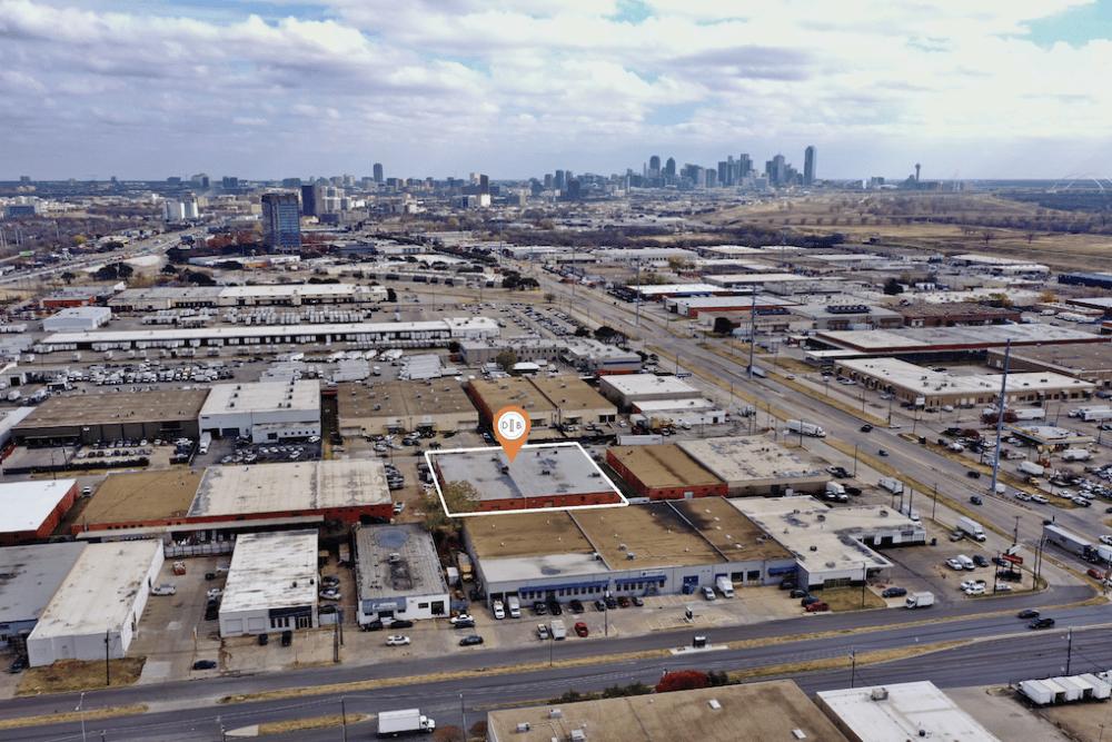 Dallas – 5025 Sharp St.