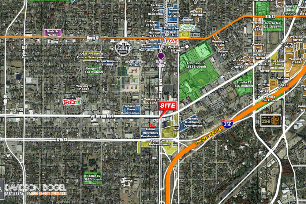Dallas – 211-217 Centre Street