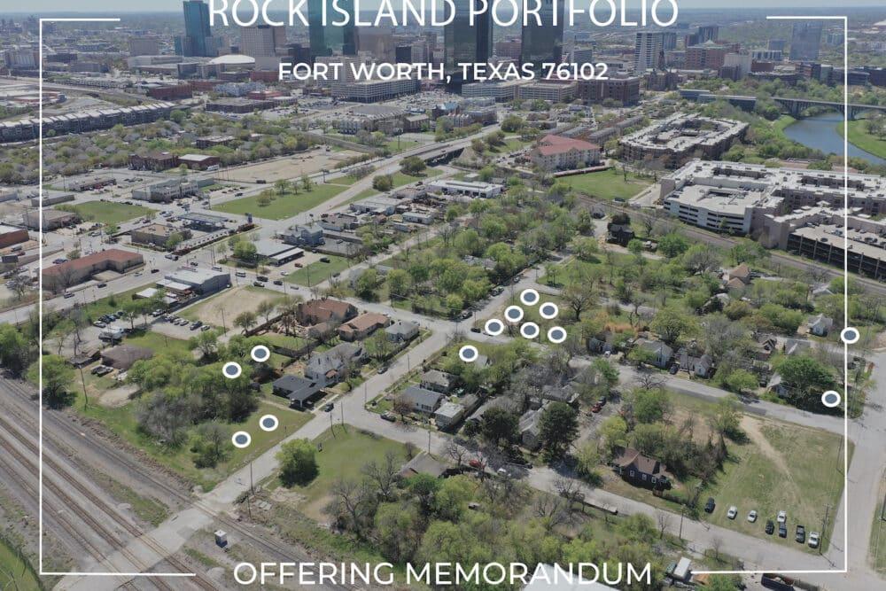 1.38 AC – Rock Island Residential Portfolio
