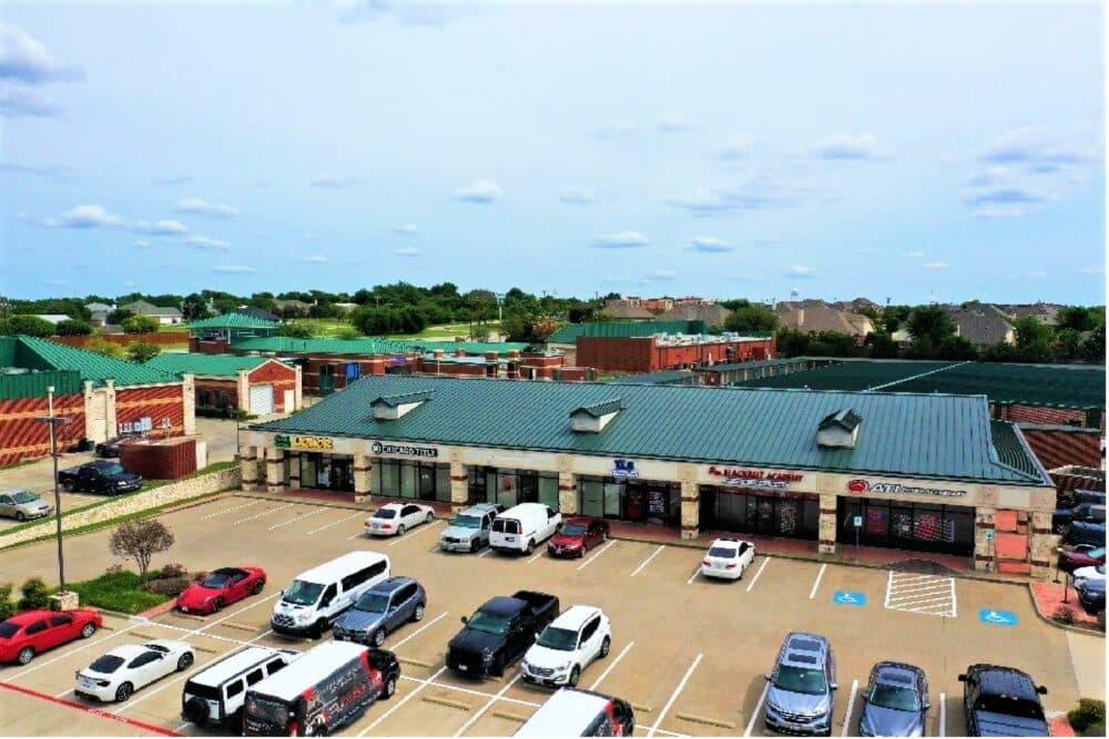 Prosper Trail Shopping Center