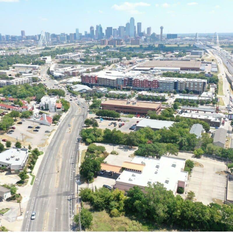 2.33 AC – 1004 Fort Worth Avenue</a>