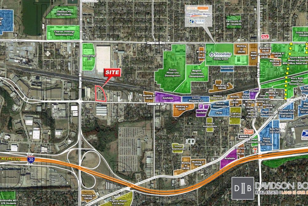 Dallas – 2041 W. Commerce St.